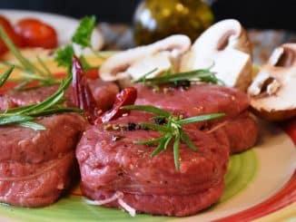steak viande rouge