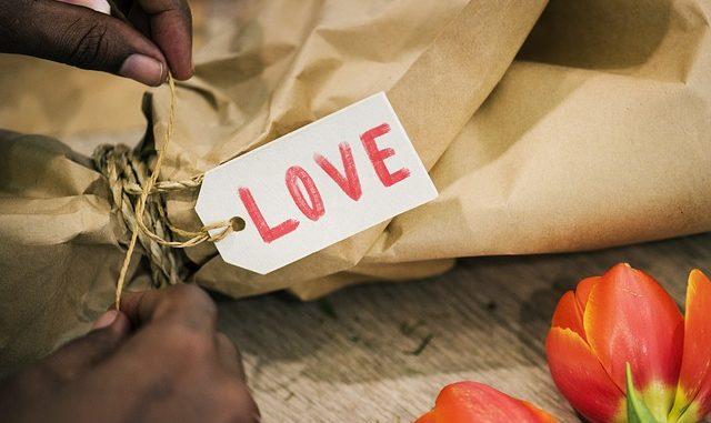 cadeau entre amoureux