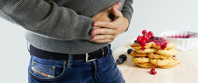 indigestion alimentaire
